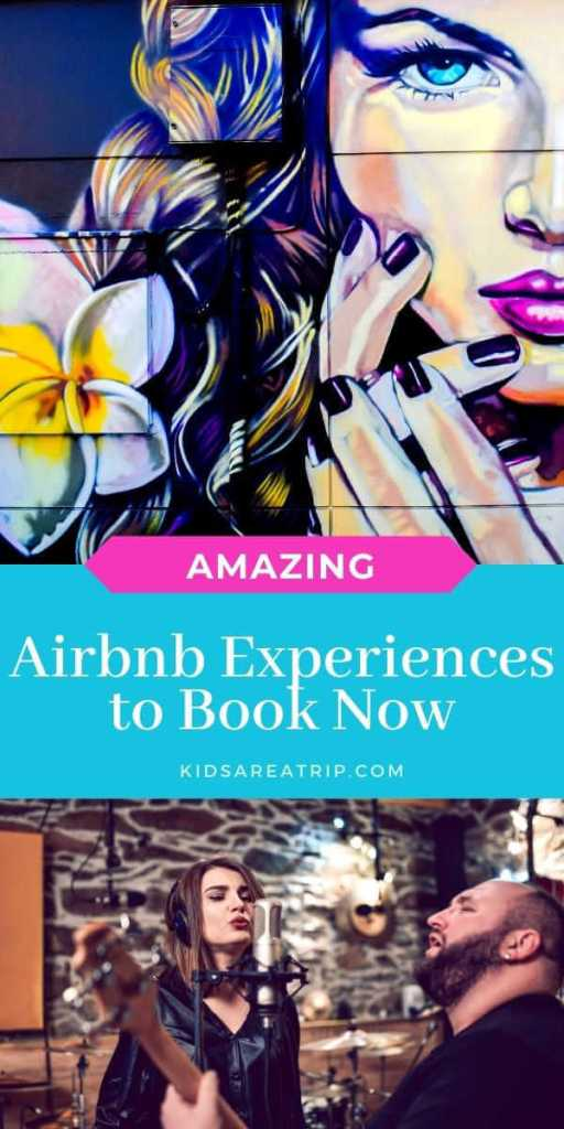 Airbnb Unique Experiences to Book Now-Kids Are A Trip