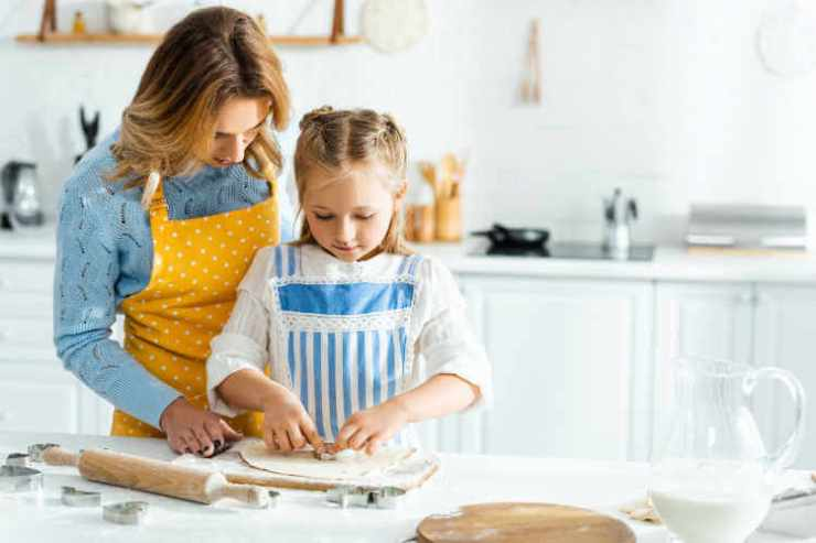 Easy to Make recipes with kids-Kids Are A Trip