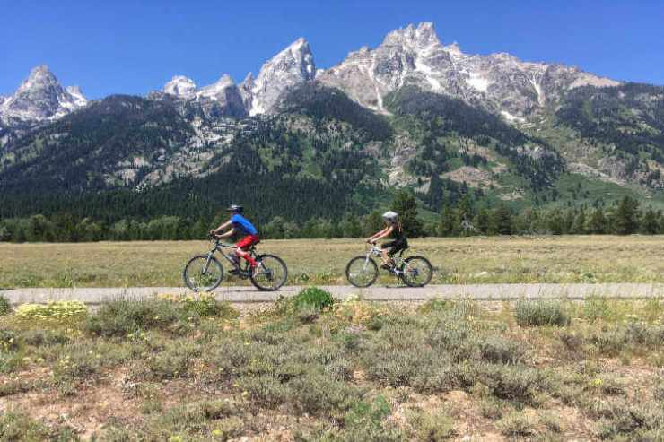 Jackson Wyoming summer vacation- Jessica Averett