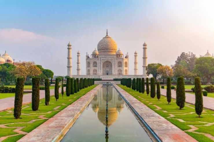Taj Mahal India-Kids Are A Trip