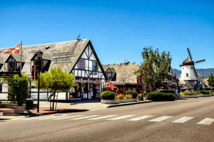 Solvang Danish town California-Kids Are A Trip