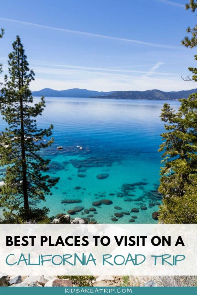 Where to Stop on a California Road Trip with Kids