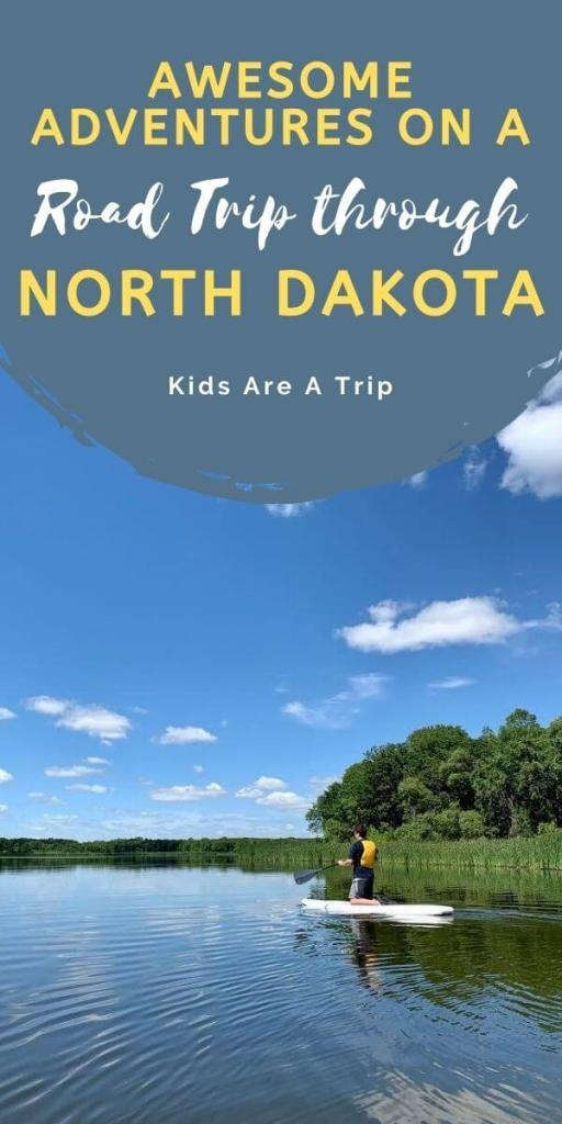 North Dakota Road Trip to the Rendezvous Region-Kids Are A Trip