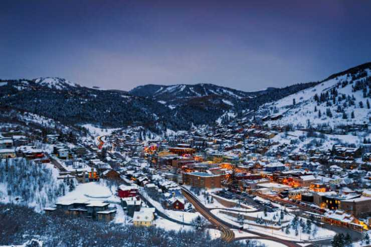 Christmas in Park City-Kids Are A Trip