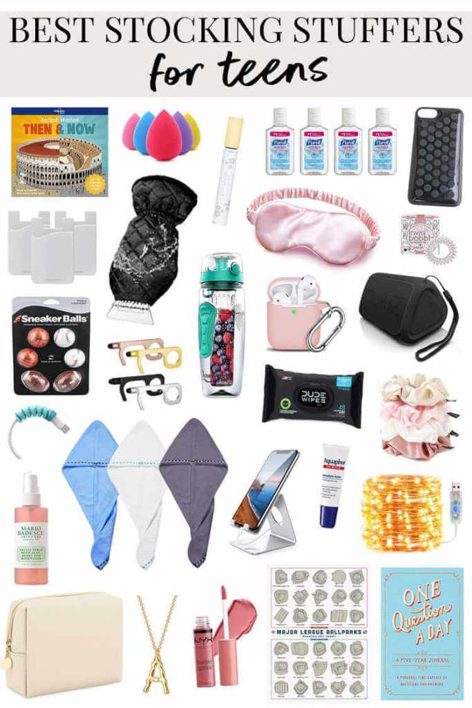 Stocking Stuffer Ideas for Teens-Kids Are A Trip