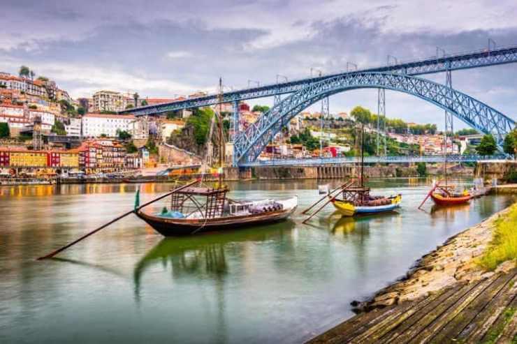 Douro River Porto-Kids Are A Trip