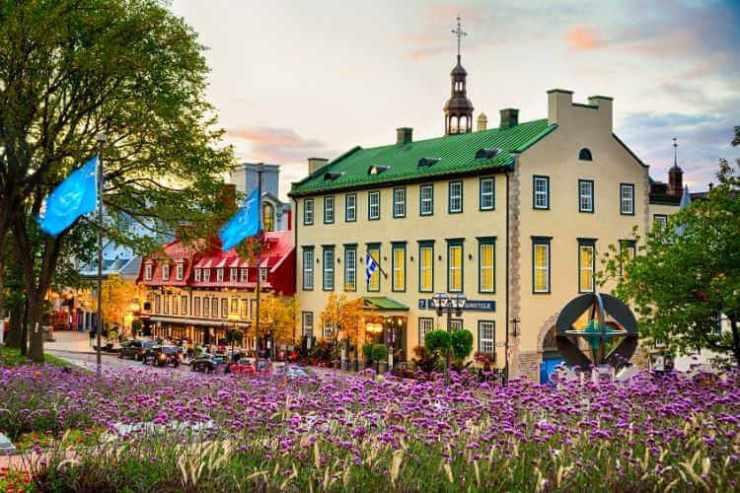 Quebec City-Kids Are A Trip
