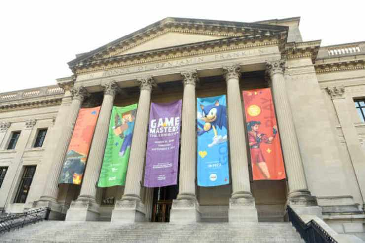 Franklin Institute Philadelphia with kids