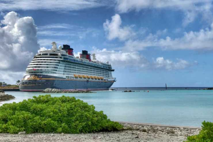 Disney cruise Castaway Cay-Kids Are A Trip