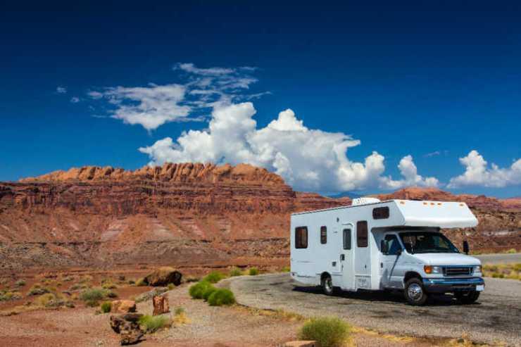 RV Southwest Road Trip