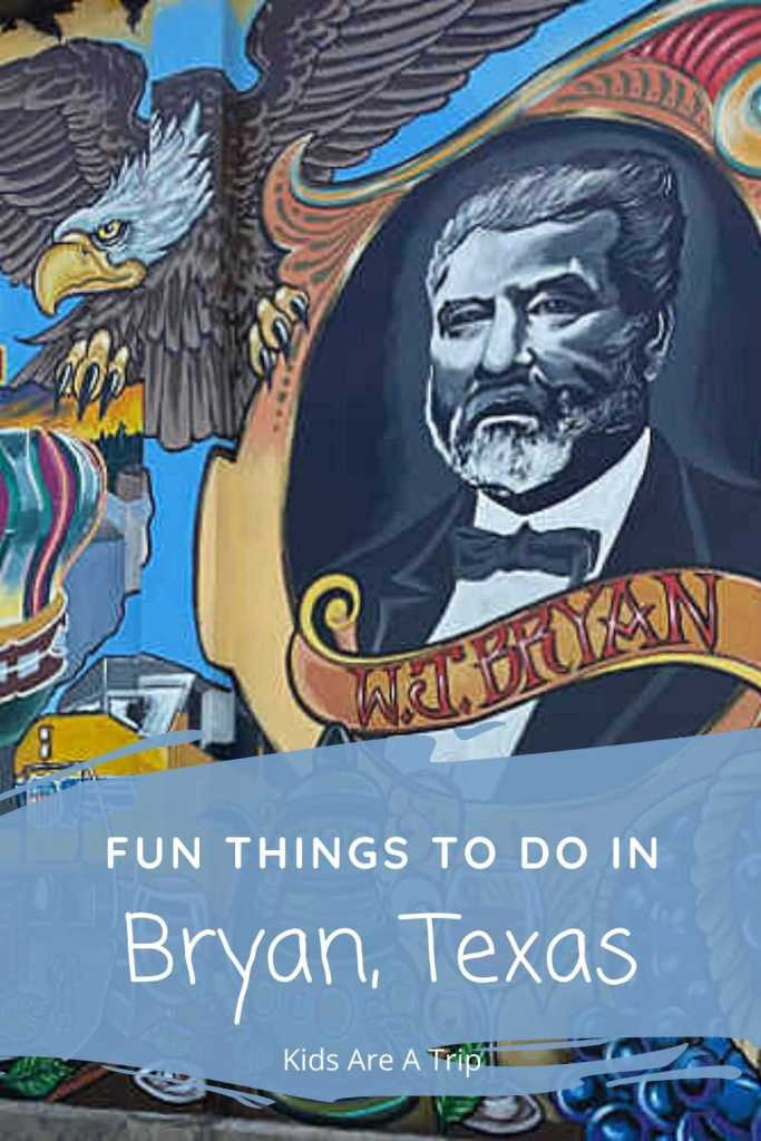Fun Things to do in Bryan TX-Kids Are A Trip