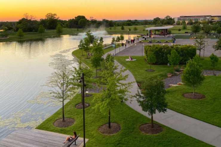 Lake Walk Town Center