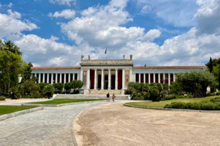 National Archaeological Museum Athens-Kids Are A Trip