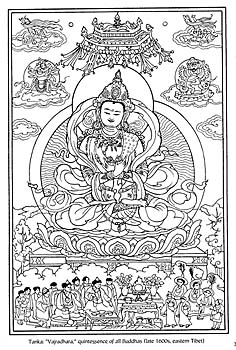 Tibetan Designs Fine Art Coloring Book Kidsart Com
