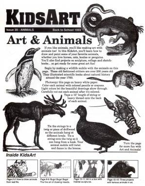 KidsArt Animals