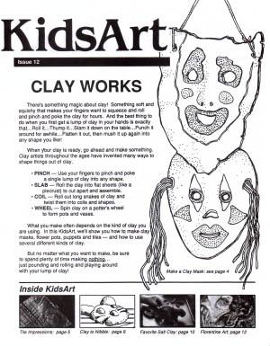 KidsArt Clay