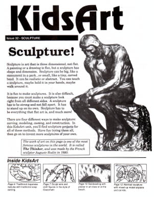 KidsArt Sculpture