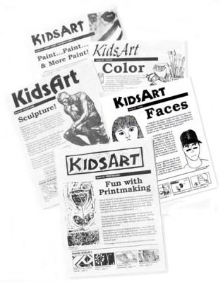 KidsArt Skills