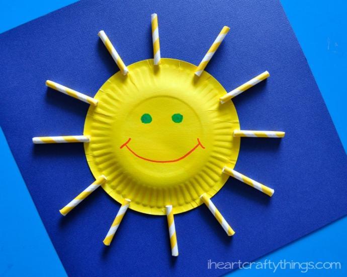 Paper Plate Crafts Activities For Kids Kids Art Craft