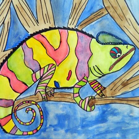 More chameleons!