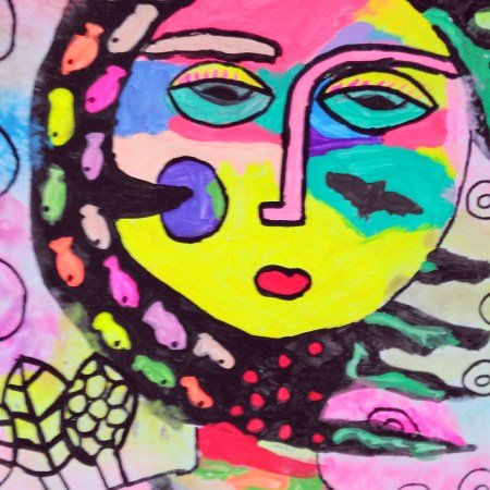 Sandra Silberzweig style