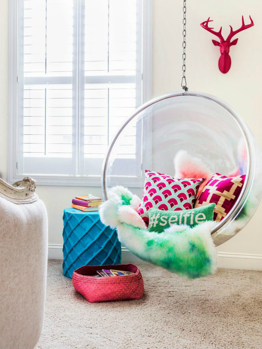 Kids Bedroom Furniture Cute Chairs For Girls Room  Kids