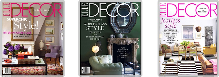 TOP 5 Interior Design Magazines To Find Out At Maison Et