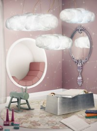 Kids Bedroom Accessories: Cool Lighting Ideas For Girls ...