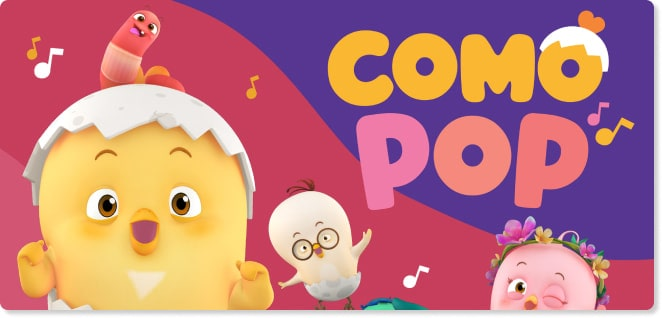 Slider image for Kids Shows TV & Baby Songs | KidsBeeTV | Kids fun Videos | Como Pop Kids Songs | educational content and learning quizzes