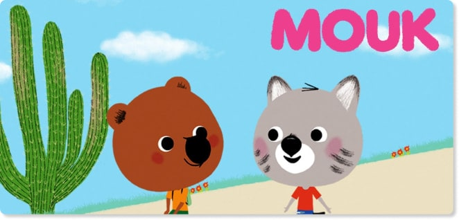 Mouk | Cartoons for Kids | Slider image for Kids Shows TV & Baby Songs | KidsBeeTV | Kids fun Videos | educational content and learning quizzes