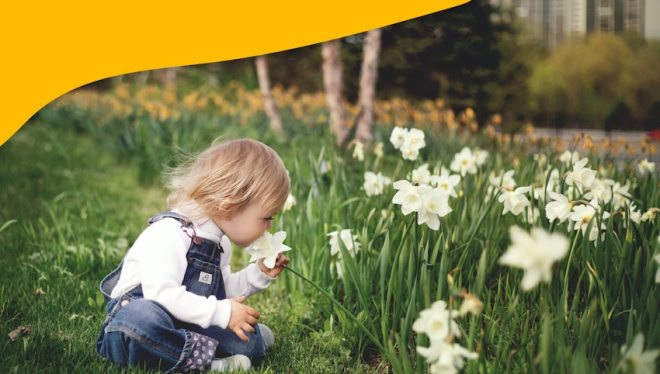 get outside to the green blog article section   Sustainability for kids: 5 Simple Ways to Teach Kids About Sustainability
