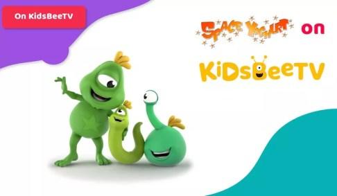 Kids Comedy Show Space Yoghurt strikes deal with KidsBeeTV