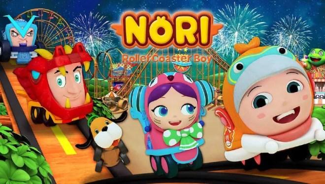 3d animated series Nori Rollercoaster Boy   Parents & Kids Blog Article   utube kids   safe utube   KidsBeeTV Blog