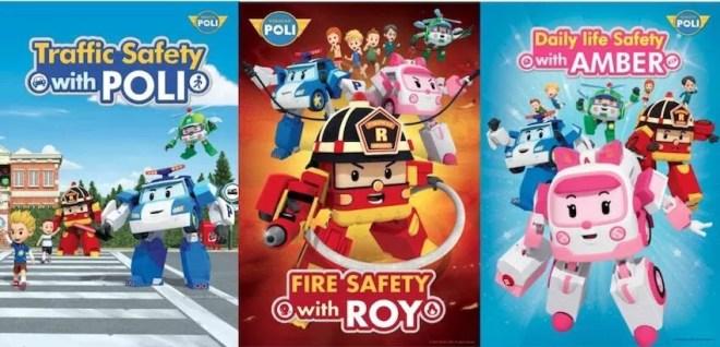 Safety tv series for kids section - on KidsBeeTV safe video app | Poli cartoon | Parents & Kids Blog Article | utube kids | safe utube | KidsBeeTV Blog