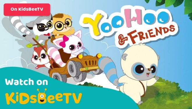 watch yoohoo and Friends Featured Image   Parents and Kids blog   utube kids   kids tv shows