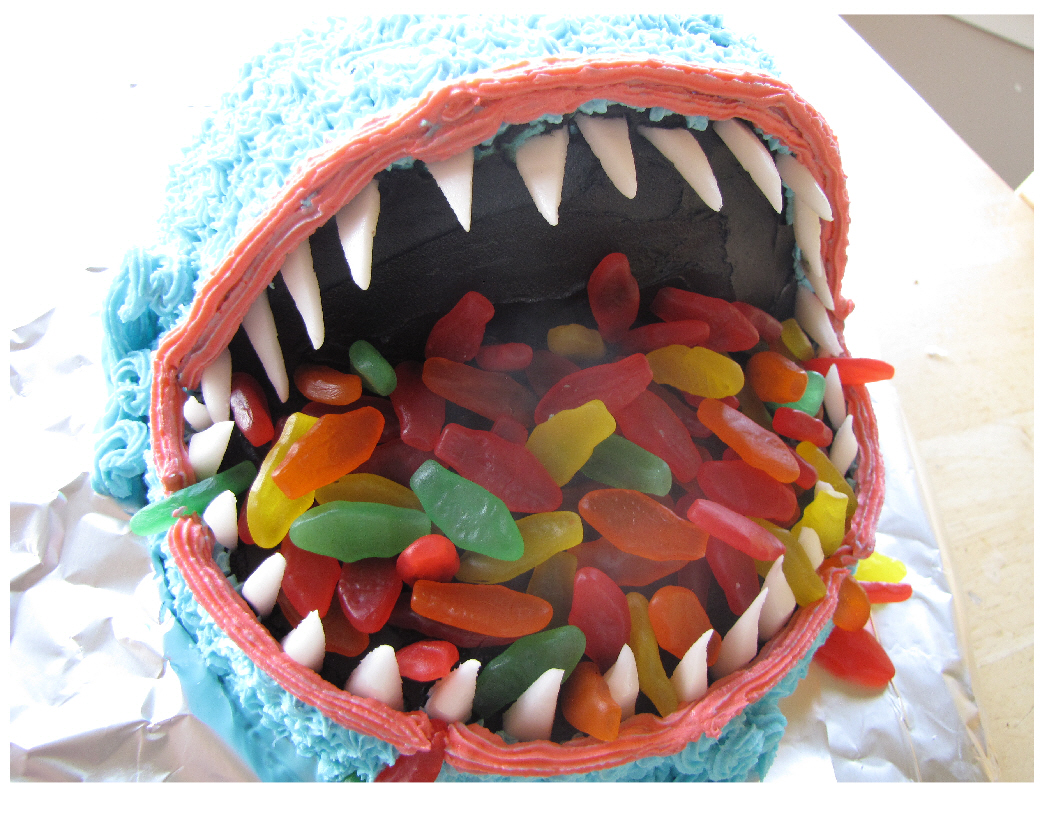 Kid S Birthday Cake