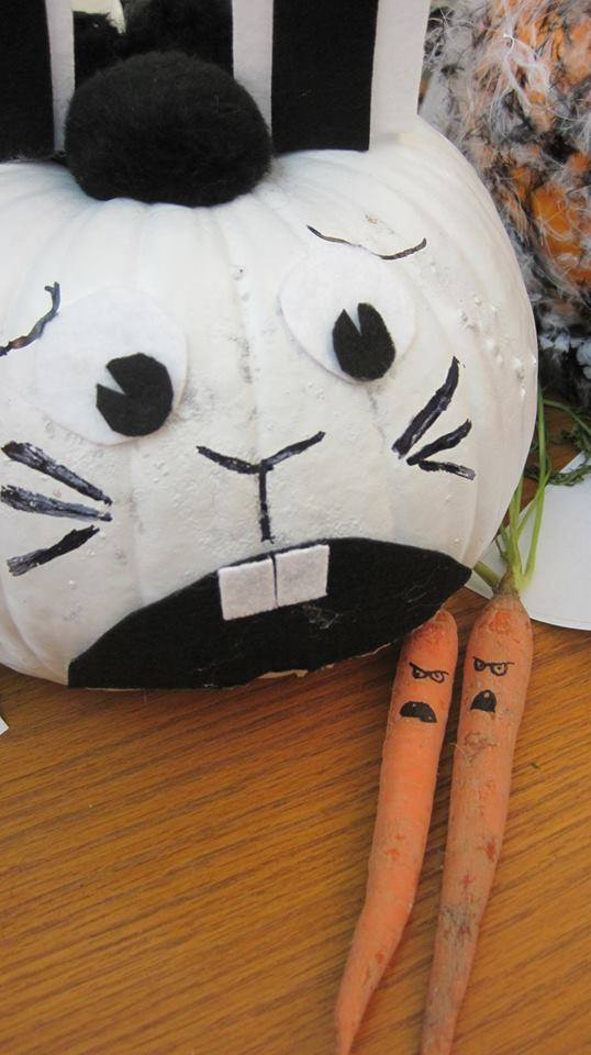 Creepy Carrots Consider the Carrots Point of View