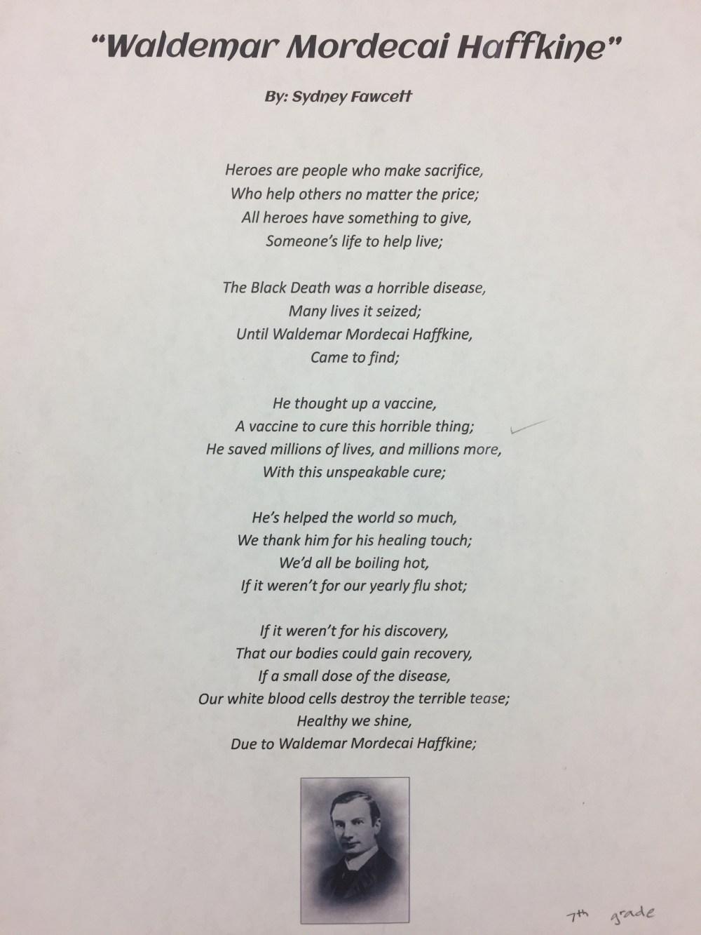 medium resolution of Poetry Lessons: Hero Poems