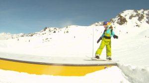 Snowboarding Age 5