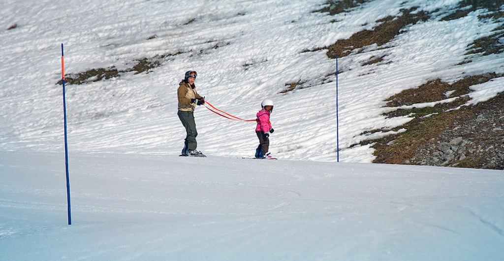 Children's Snowboard Harness