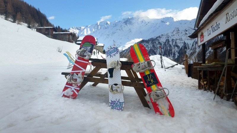 JACK Snowboards - Board Test