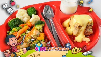 تحضير وجبات المدرسة