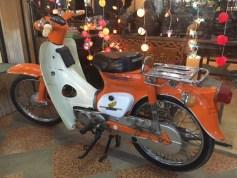 Honda Orange