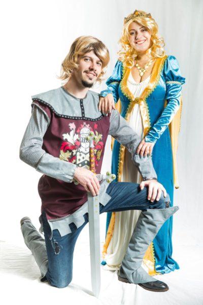 Princess & Knight