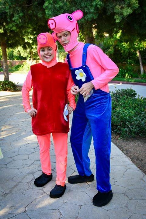Peppa Pig & Brother George