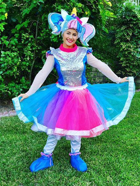 LOL Doll Unicorn Princess