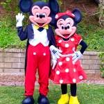 Micky& Mini Mouse