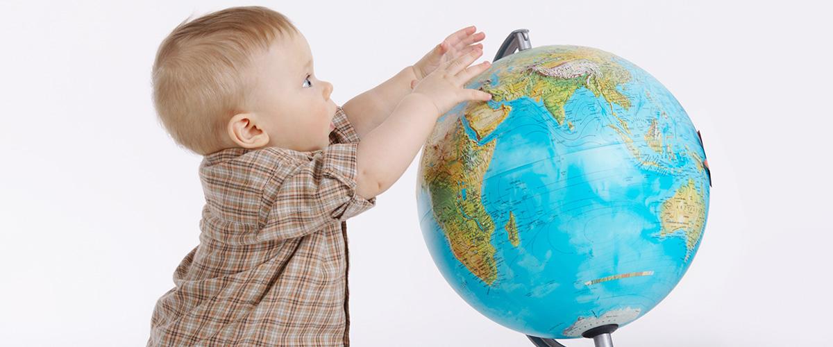 0・1・2歳クラス Baby & Toddlerイメージ