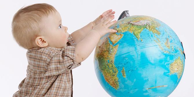 0・1・2歳クラス Baby & Toddler