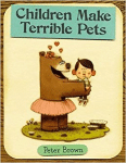 Children Make Terrible Pets book cover - link to story resources page